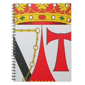 Atalaya Spiral Notebooks