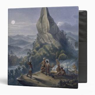 Ataraipu or the Devil's Rock, from 'Views in the I Binders