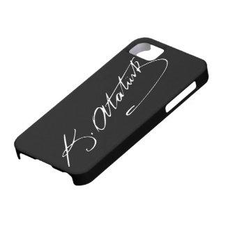 Ataturk iPhone 5 Case