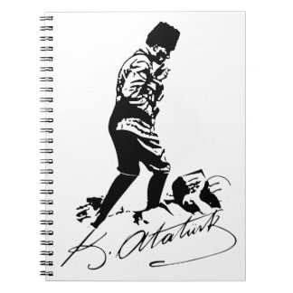 Ataturk Notebook