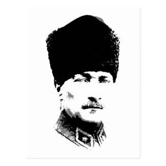 Ataturk Postcard