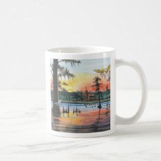 Atchafalaya Angel, Good morning to the day Coffee Mug