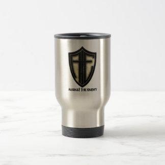 ATE Faded Shield Tumbler Travel Mug