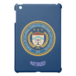 ATF Retired iPad Mini Case