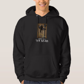 Athabasca Tar Sands Duck Mount Hoodie