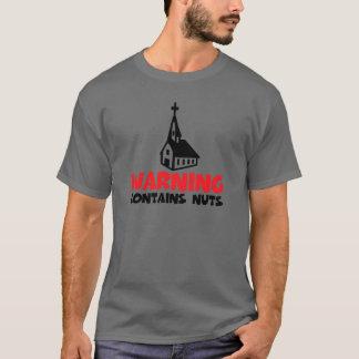 Athée hilare t-shirt