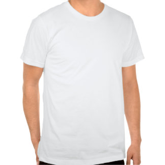 Atheism in Helvetica (upper case) Tshirts