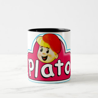 Atheist Apparel - Plato / Play-doh Mug