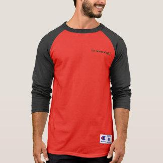 Atheist Codex Champion 3/4 Sleeve Raglan T-Shirt