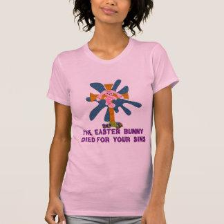 Atheist Easter Bunny Tee Shirt