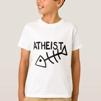 Atheist Fish T-Shirt