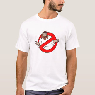 Atheist Ghost Buster T-Shirt