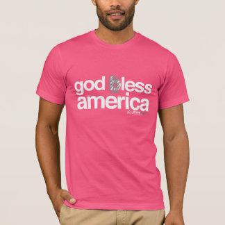 Atheist - Godless America T-Shirt