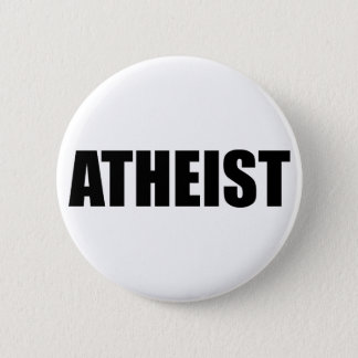 Atheist (imp black) 2 inch round button
