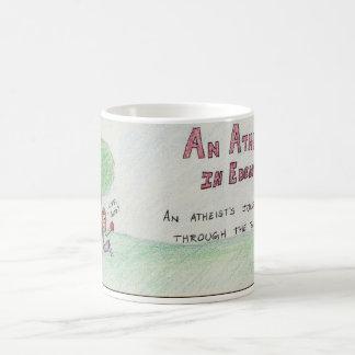 Atheist in Eden Banner Mug