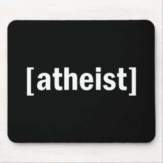[atheist] mouse pad
