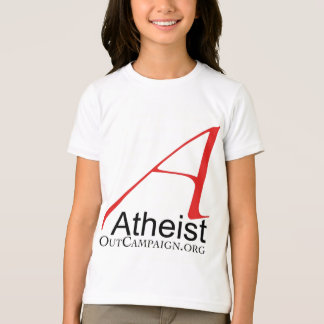 Atheist Out Campaign T-Shirt