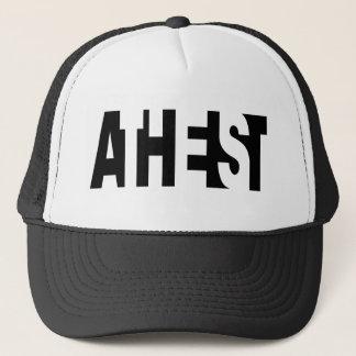 ATHEIST: Positive + Negative! Trucker Hat