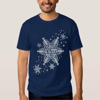 Atheist Snow Tshirt