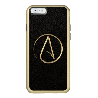 Atheist Symbol Incipio Feather® Shine iPhone 6 Case