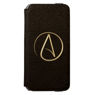 Atheist Symbol Incipio Watson™ iPhone 6 Wallet Case
