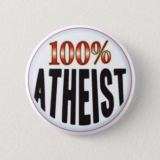Atheist Tag 2 Inch Round Button