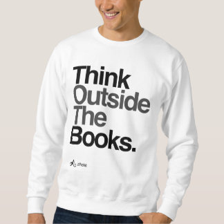 Atheist Think outside the books Sweatshirt