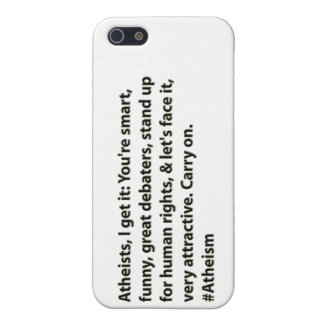#Atheists Atheists, I get it: iPhone 5 Cases
