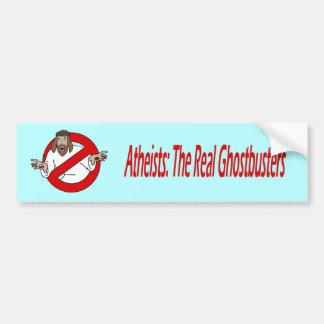 Atheists Bumper Sticker