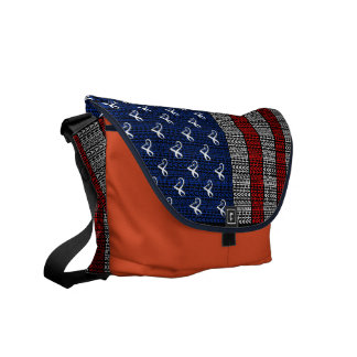 Atheist's of America Flag Commuter Bag