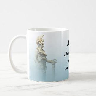 Athena 3 coffee mug