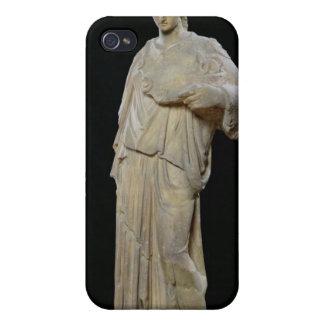 Athéna avec un cist, copie romaine d'un 4ème siècl étui iPhone 4