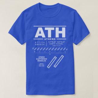 Athens Eleftherios Venizelos Airport ATH T-Shirt