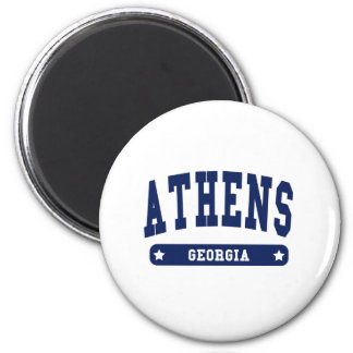 Athens Georgia College Style t shirts Magnet