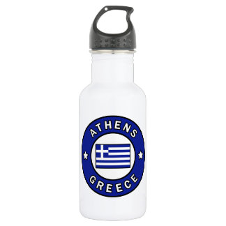 Athens Greece 532 Ml Water Bottle