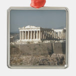 Athens--Greece-ancient-history-585526_1279_957.jpg Silver-Colored Square Ornament