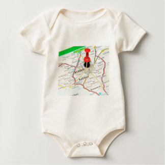 Athens, Greece Baby Bodysuit