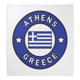 Athens Greece Bandana