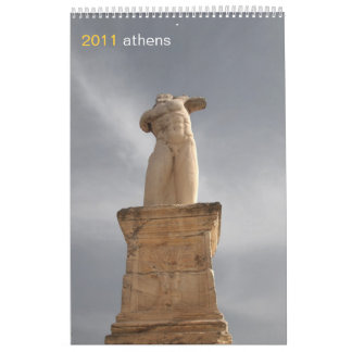 athens / greece calendar
