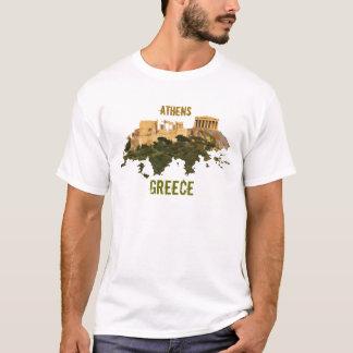 Athens Greece Greek shirt