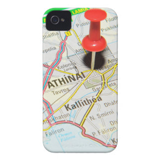 Athens, Greece iPhone 4 Case-Mate Cases
