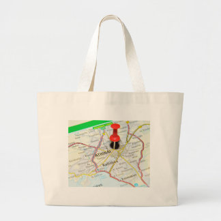 Athens, Greece Large Tote Bag