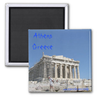 Athens Greece magnet design