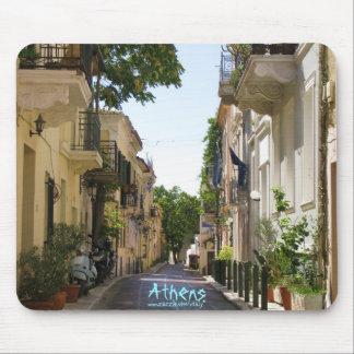 Athens Greece mousepad design