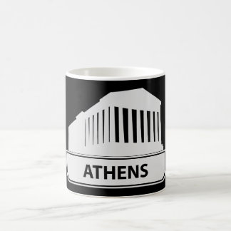 Athens Greece Mug