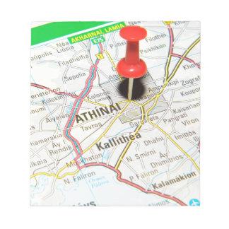 Athens, Greece Notepad