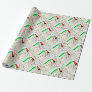Athens, Greece Wrapping Paper