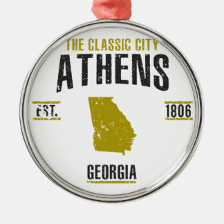 Athens Metal Ornament