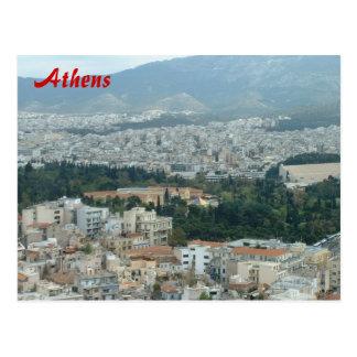 Athens Postcard