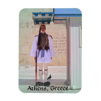 Athens Presidential Guard magnet